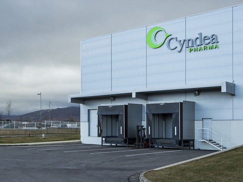 Proyecto finalizado en Cyndea Pharma